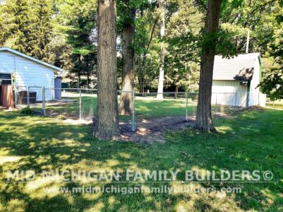 Mid Michigan Faamily Builders Fence Project 07 2021 01 02