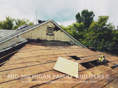 Mid Michigan Family Builders Big Job Before Pics 08 2018 06