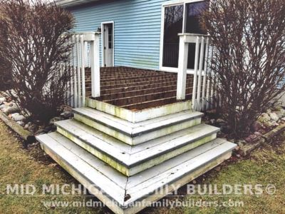 Mid Michigan Family Builders Deck Project 04 2020 01 01