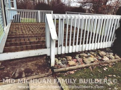 Mid Michigan Family Builders Deck Project 04 2020 01 02