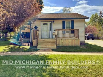 Mid Michigan Family Builders Deck Project 05 2021 02 02