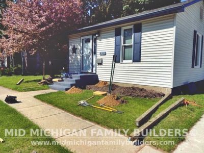 Mid Michigan Family Builders Deck Project 05 2021 02 04