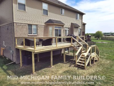 Mid Michigan Family Builders Deck Project 06 2020 01 02