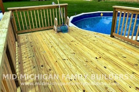 Mid Michigan Family Builders Deck Project 06 2021 01 02