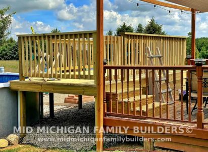 Mid Michigan Family Builders Deck Project 06 2021 01 03