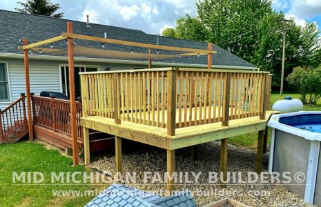 Mid Michigan Family Builders Deck Project 06 2021 01 04