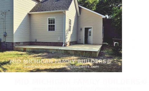 Mid Michigan Family Builders Deck Project 08 2019 01 02