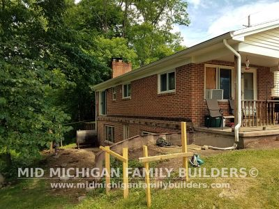 Mid Michigan Family Builders Deck Project 08 2019 02 01