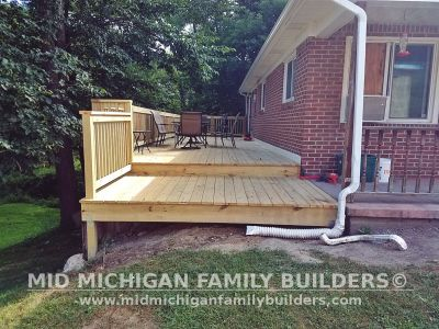 Mid Michigan Family Builders Deck Project 08 2019 02 03