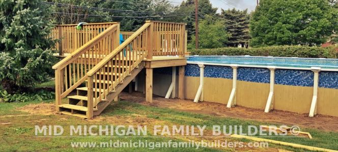 Mid Michigan Family Builders Deck Project 09 2020 01 02