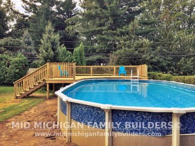 Mid Michigan Family Builders Deck Project 09 2020 01 03