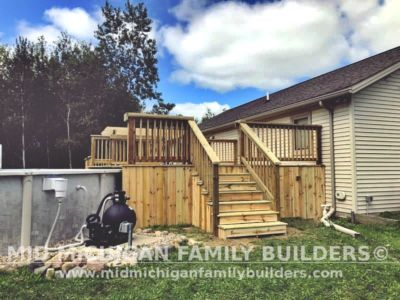 Mid Michigan Family Builders Deck Project 09 2020 02 03