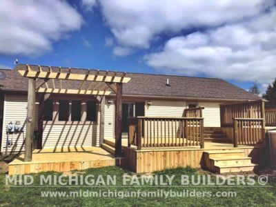 Mid Michigan Family Builders Deck Project 09 2020 02 04