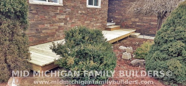 Mid Michigan Family Builders Deck Project 12 2020 01 01