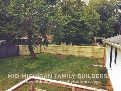 Mid Michigan Family Builders Fence Project 06 2019 01 02