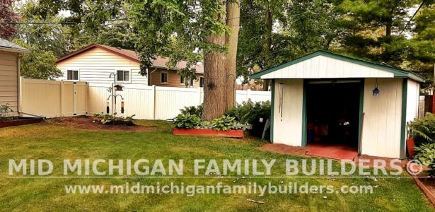 Mid Michigan Family Builders Fence Project 06 2021 08 02