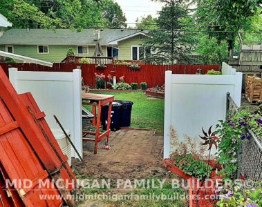 Mid Michigan Family Builders Fence Project 06 2021 08 04