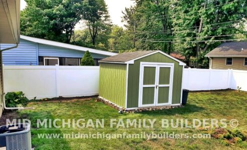 Mid Michigan Family Builders Fence Project 06 2021 09 03