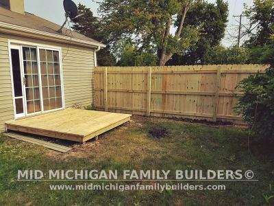 Mid Michigan Family Builders Fence Project 07 2019 01 02