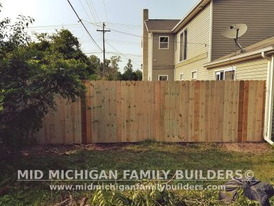 Mid Michigan Family Builders Fence Project 07 2019 01 04