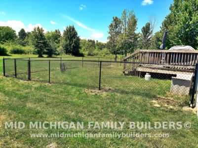 Mid Michigan Family Builders Fence Project 07 2021 02 01