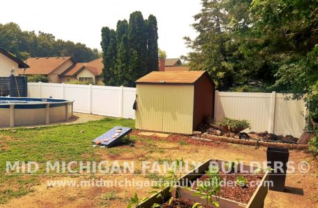 Mid Michigan Family Builders Fence Project 07 2021 03 02