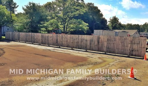 Mid Michigan Family Builders Fence Project 08 2020 01 01