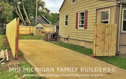 Mid Michigan Family Builders Fence Project 08 2020 02 01