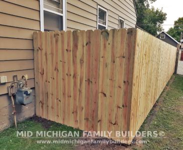 Mid Michigan Family Builders Fence Project 08 2020 02 02