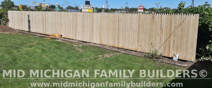 Mid Michigan Family Builders Fence Project 09 2020 01 01