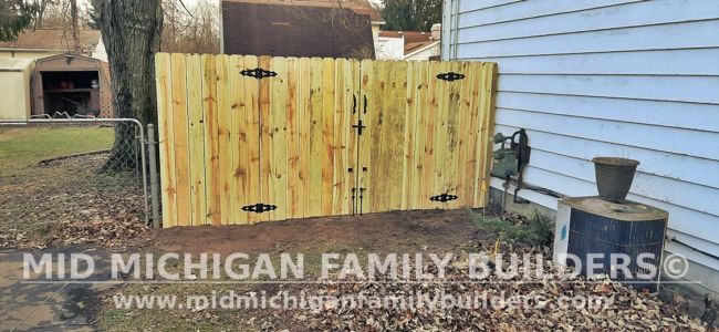 Mid Michigan Family Builders Fence Project 11 2020 01 01
