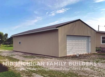 Mid Michigan Family Builders New Barn Project 08 2021 01 01