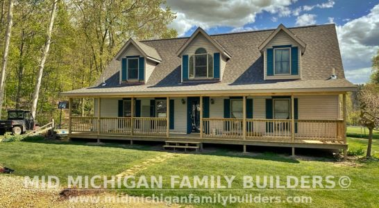 Mid Michigan Family Builders Roof Porch Deck Project 05 2021 01 03