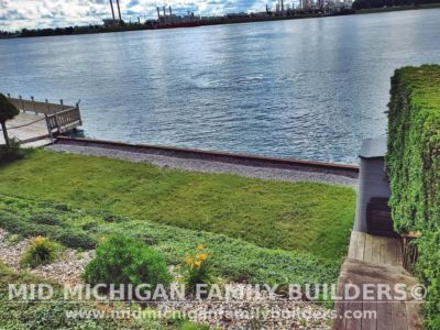 Mid Michigan Family Builders Seawall Deck Project 07 2020 02 01